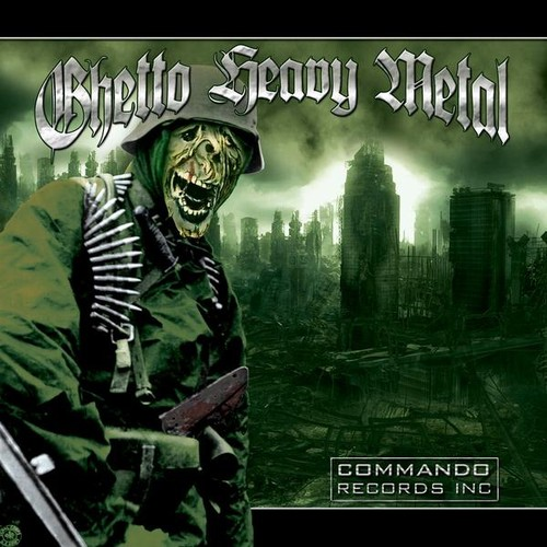 Ghetto Heavy Metal /  Various