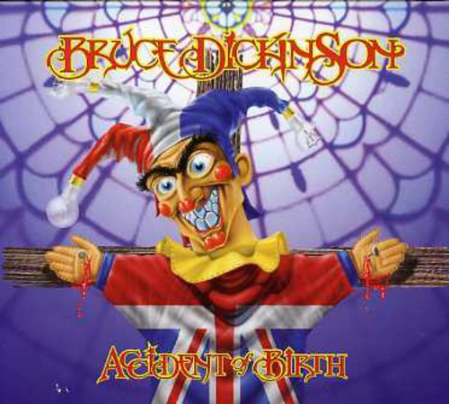 Bruce Dickinson - Accident Of Birth [Import]