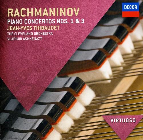 Virtuoso: Rachmaninov: Piano Concertos 1 & 3