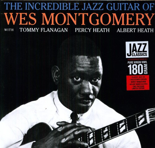 Wes Montgomery - Incredible Jazz Guitar [Import]