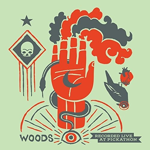 Woods / Men - Live At Pickathon (Blk) [Limited Edition]