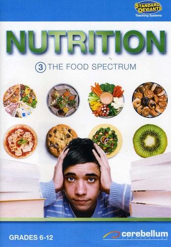 Nutrition 3: Food Spectrum