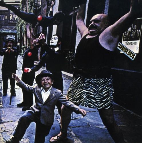 The Doors-Strange Days