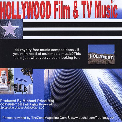 Michael Price - Hollywood Royalty Free Music Library 1