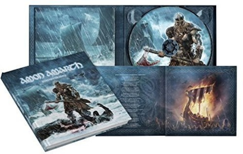 Amon Amarth - Jomsviking [Deluxe Digibook]