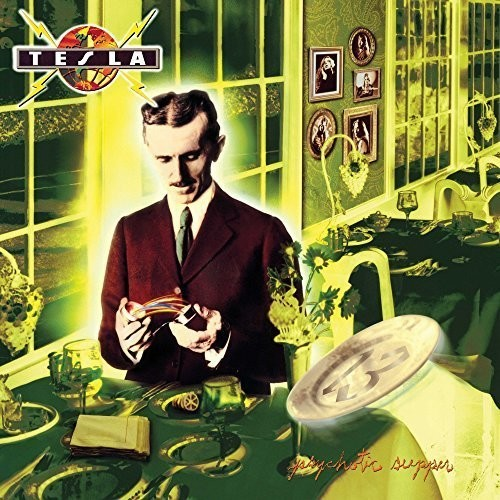 Tesla - Psychotic Supper [LP]
