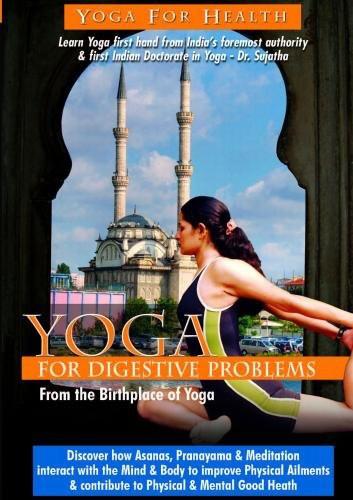Yoga: Digestive Problems