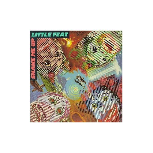 Little Feat-Shake Me Up