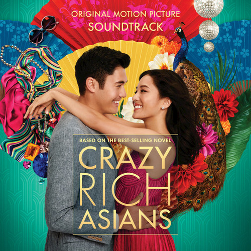 Crazy Rich Asians [Movie] - Crazy Rich Asians [Gold LP Soundtrack]