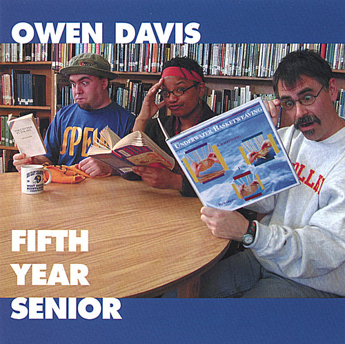 Fifth Year Senior