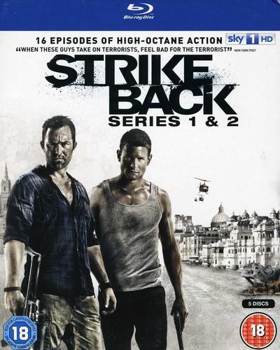 Strike Back 1 & 2 [Import]