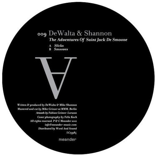 DeWalta - The Adventures Of Saint Jack De Smoove