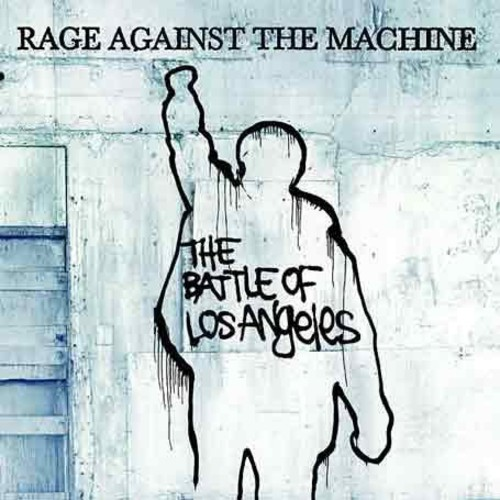 Rage Against The Machine - Battle Of Los Angeles [Import]