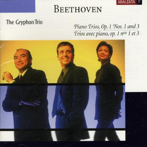 Trio Op 1 1&3