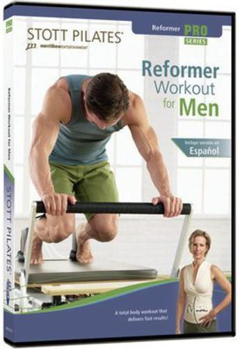 Stott Pilates: Reformer Workout for Men