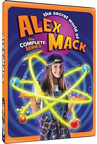 The Secret World of Alex Mack: The Complete Series