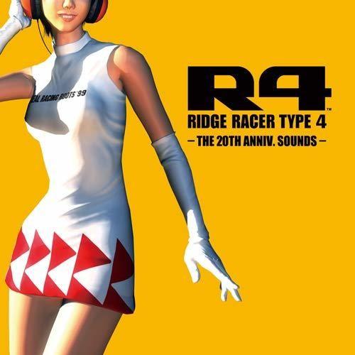 Game Music Jpn - R4 (The 20Th Anniv Sounds) (Original Soundtrack)
