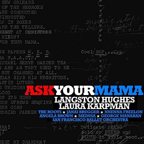 Ask Your Mama (Poetry By Langston Hughes)