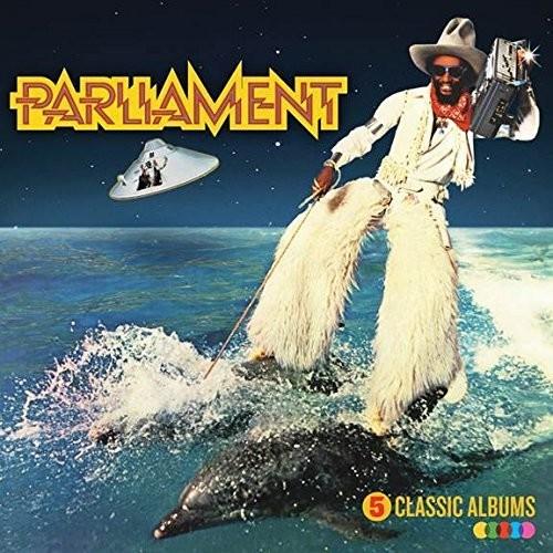 Parliament - 5 Classic Albums