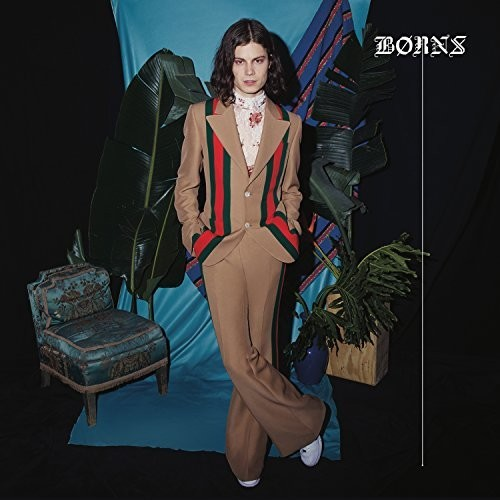 BØRNS (BORNS) - Blue Madonna [LP]