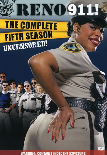 Reno 911: Complete Fifth Season
