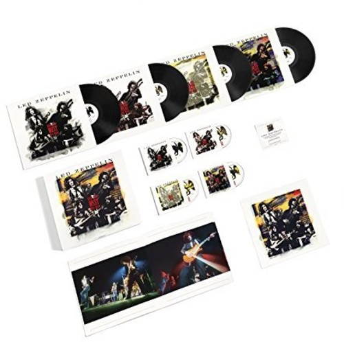 Led Zeppelin - How The West Was Won: Remastered [Super Deluxe Edition Box Set 3CD/4LP/DVD]