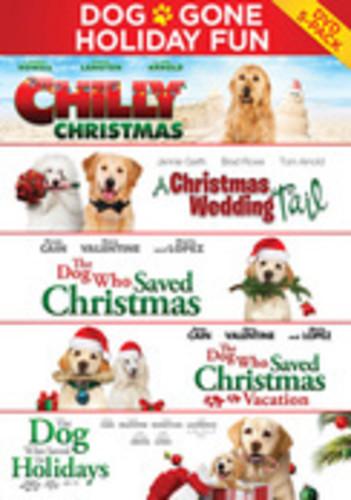 Dog-Gone Holiday Fun Gift Set