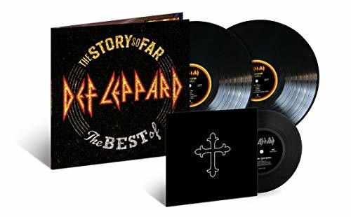 Def Leppard - The Story So Far: The Best Of Def Leppard [2LP+7in]