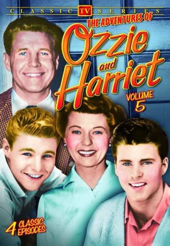 The Adventures of Ozzie & Harriet: Volume 5