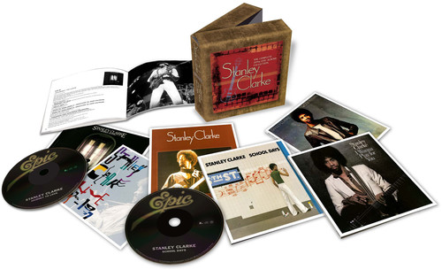 Stanley Clarke - The Complete 1970s Epic Albums Collection