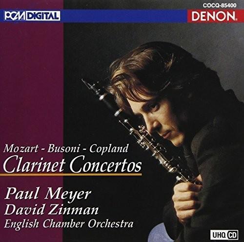 Mozart: Concerto For Clarinet
