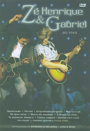 Ze Henrique & Gabriel Ao Vivo [Import]