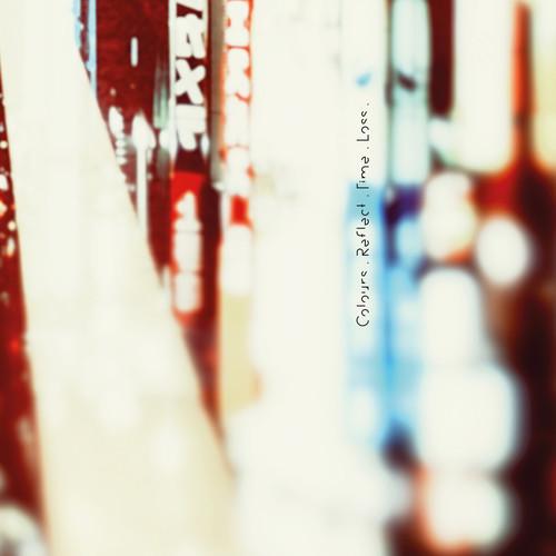 Maps - Colours. Reflect. Time. Loss. [LP]
