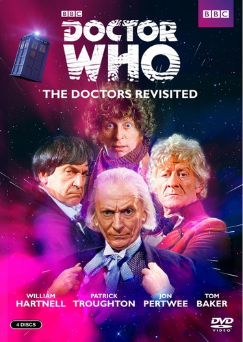 Doctor Who: The Doctors Revisited 1-4