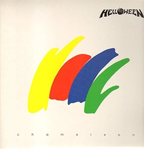 Helloween - Chameleon (Uk)