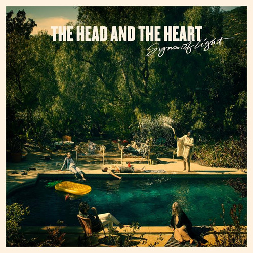 The Head And The Heart - Signs Of Light [Vinyl]