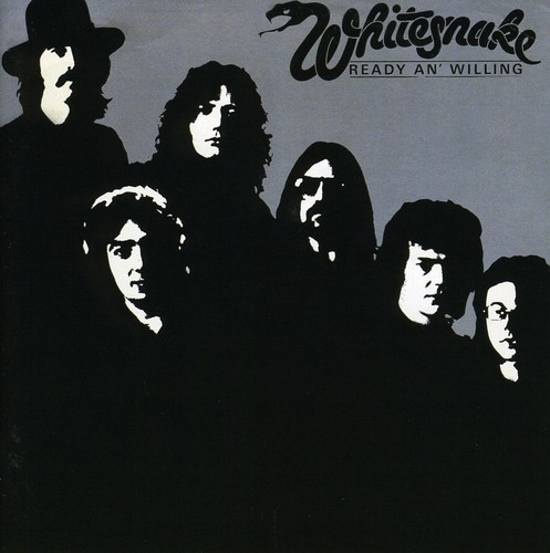 Whitesnake - Ready An' Willing [Import]