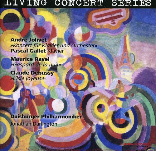 Living Concert Series: Jolivet Ravel & Debussy