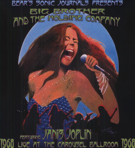Live at the Carousel Ballroom 1968 [Import]