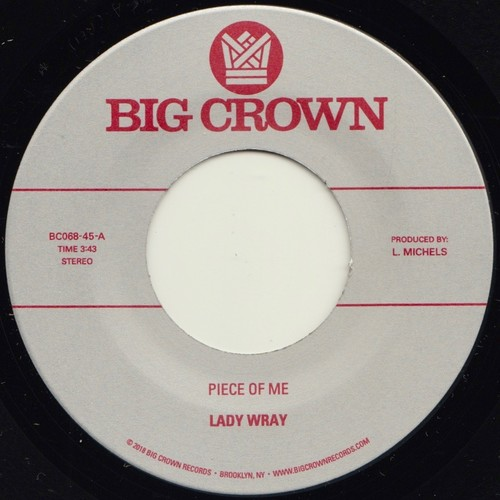 Lady Wray - Piece Of Me / Come On In