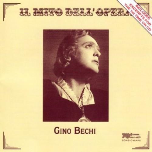 Gino Bechi Sings Opera Arias