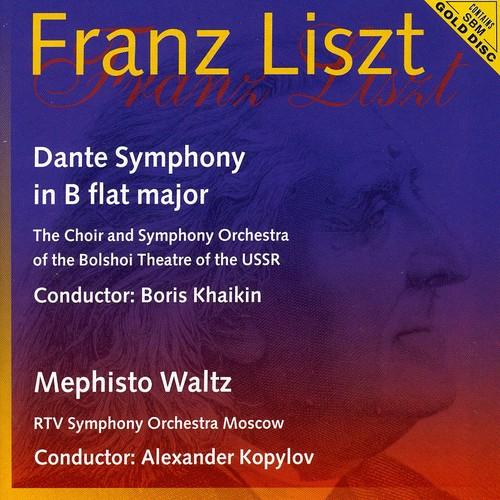 Liszt: Dante Sym /  Mephisto Waltz