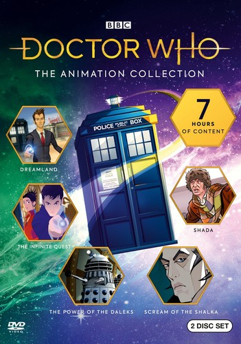 Doctor Who: The Animation Collection