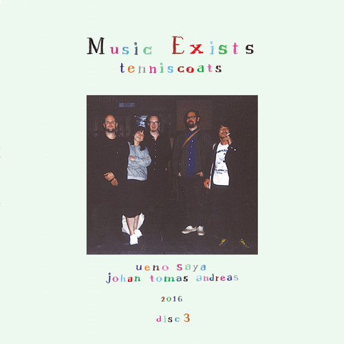 Music Exists Disc 3