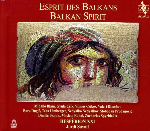 Esprit Des Balkans: Balkan Spirit