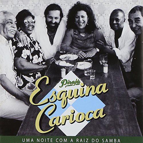 Piraja Esquina Carioca: Noite Com Raiz Do Samba [Import]