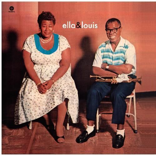 Ella Fitzgerald & Louis Armstrong - Ella Fitzgerald & Louis Armstrong [Import]