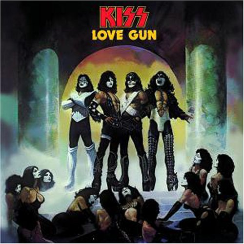 Kiss-Love Gun (remastered)