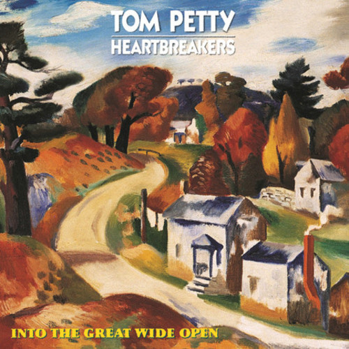 Tom Petty & The Heartbreakers - Into The Great Wide Open [LP]