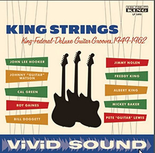 King Federal Deluxe Guitar Grooves 1949-1962